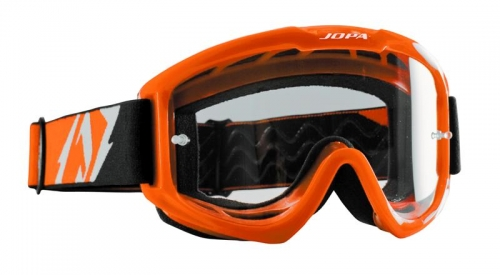 "Jopa ""Venom II Color"" Crossbrille in Orange"