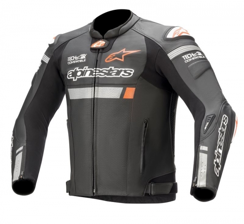 "Alpinestars ""Missile Ignition Air Flow"" Lederjacke, Tech Air Compatible"