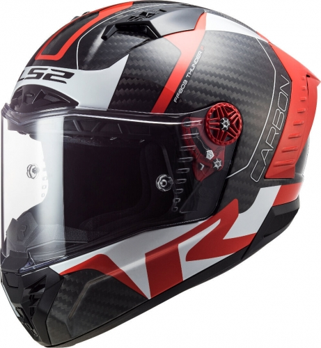 "LS2 FF805 Thunder ""Racing1"" Helm"
