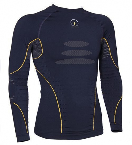 "Forcefield ""Tech 2 Base Layer Shirt"", langärmeliges Shirt"