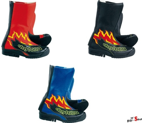"Daytona Stiefel ""Speed Youngsters"", Grasbahn- / Speedwaystiefel für Kinder"