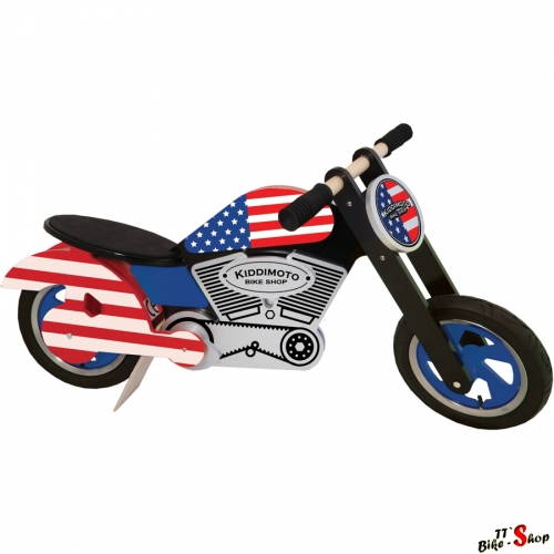 "Kiddimoto ""Chopper"" im USA-Design"